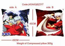 InuYasha Anime Manga Kissen Sitzkissen 45x45cm Beidseitig inkl.Kissenfüllung Neu