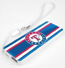 Mizco MLB Texas Rangers 3k Slim Power Bank Powerbar - FREE SHIP!!