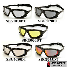Pyramex Highlander Plus Safety Glasses Construction Work Sunglasses 1 Pair