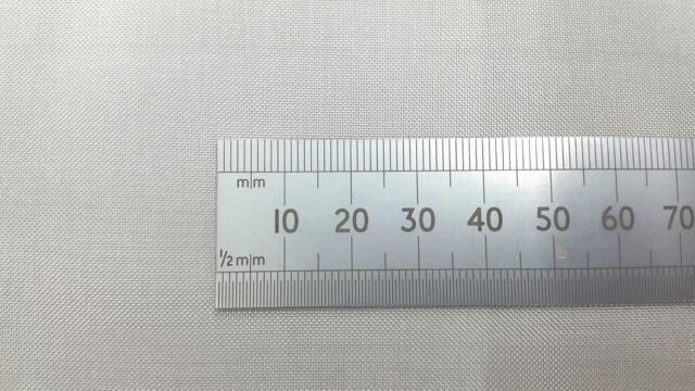 1 x 1.2 Metre 6 LPI x 3mm Hole x 1.2mm Wire Heavy Duty Stainless Steel Mesh