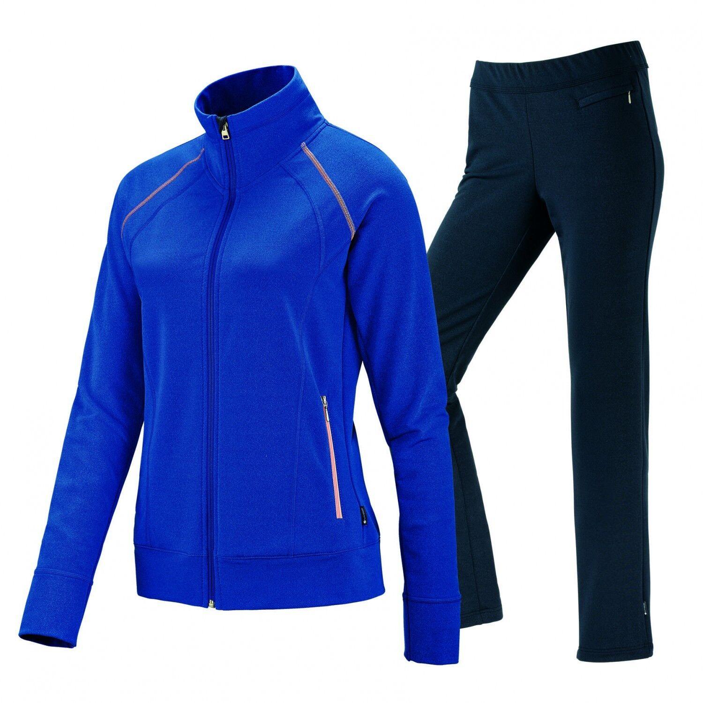Schneider Sportwear DaSie Fitness Anzug NATALIW flashlila granit