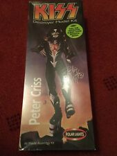 Polar Lights PETER CRISS KISS Destroyer KIT modello N. #5052 (NUOVO/SIGILLATO in fabbrica)