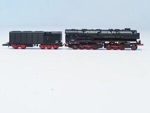 88053-Marklin-Z-scale-BR-53-Borsig-Steam-Locomotive-Condensation-Tender-INSIDER
