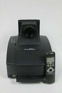 CTX-EZPro-580-TFT-LCD-Projector-w-Case-Remote-amp-Cables-UNTESTED