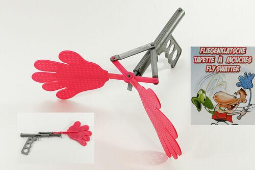 Pest Control Tools Erweiterbar Fliegen Swatter Kunststoff Einfache Muster Fly TG