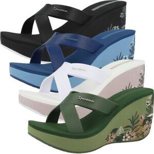 Ipanema-Lipstick-Straps-V-CEF-Women-senora-zapatos-de-plataforma-ocio-sandalia-82534