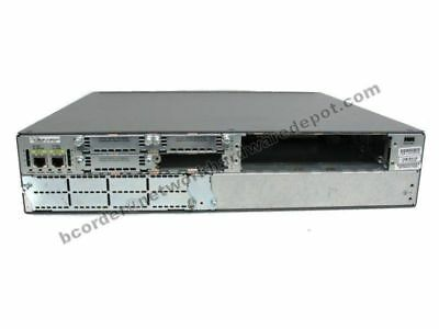 CISCO2821 Voice CME Router 15.1 IOS CME 8.5 512D//256F 2821-1 Year Warranty