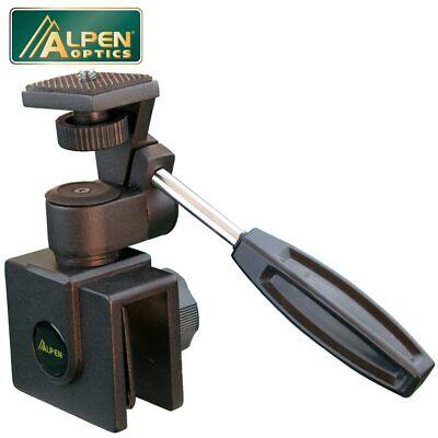 Binoculars & Telescopes Objective Alpen Car Window Mount For Optics Attractive Appearance Cameras & Photo