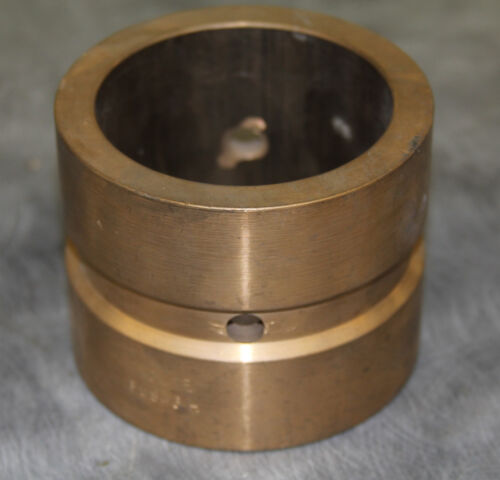 """2.94/"""" ID BRASS BUSHING 3.75/"""" OD 3/"""" LONG Part Number F5846H"""