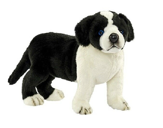 Hansa Toy 5663 border collie DE PIE 39 cm peluche peluche