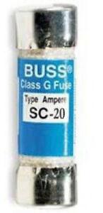 20 Amp Buss Fuse Balboa Hot tub Spa Circuit Board PCB Gecko Hydroquip Repair
