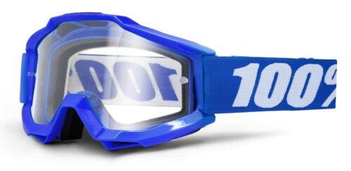 OTG 100/% Accuri Motocross Mx Brille über den Gläsern Edudo Motorrad Neu Enduro