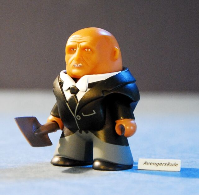 Doctor Who Titans 11th Series 2 Geronimo Vinyl Figures Strax 1/20