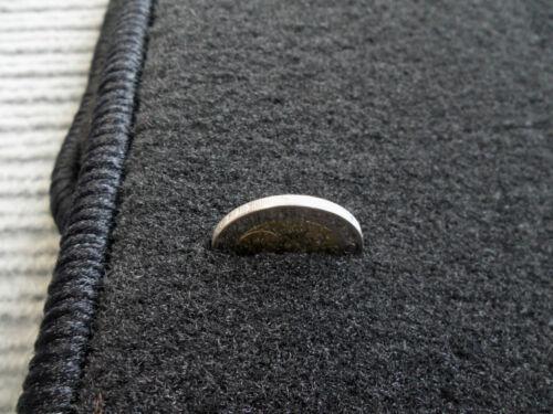 20mm dick Emblem PREMIUM Fußmatten für Mercedes Benz W168 A-Klasse 1997-2001