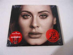 Adele-3-25-3-EXTRA-SONGS-Digisleeve-888751767829-US-CD-ALBUM-SEALED-NEW