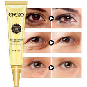Details about EFERO Collagen Under Eye Cream Remove Dark Circles Eye Bags  Wrinkles Fine Lines