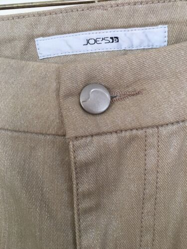 Joe's Edizione da donna Jeans Gold Limitata Designer Coated W31 muse Light q0EAw