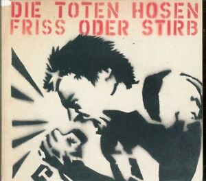 Die-Toten-Hosen-Friss-Oder-Stirb-Digipack-Cd-Ottimo