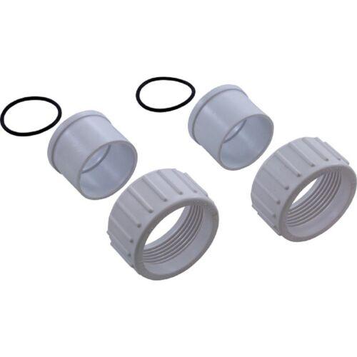 "Aquaflo 52271000 Pump Union Pack of 2 1-1//2/""fbt x 1-1//2/""s"