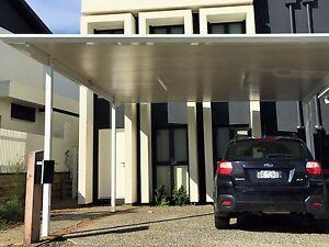 DIY Pergola/Carport Kit - Flat Colorbond® Roof - 6mx3m ...
