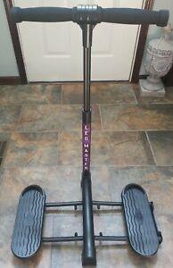 EUC-Leg-Master-Machine-BARELY-USED-TONES-amp-SHAPES-INSIDE-OF-LEGS-EASY-EXERCISE
