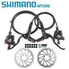 2pcs 160mm AVID HS1 Brake Rotors Shimano M355 Hydraulic Disc Brake set F/&R