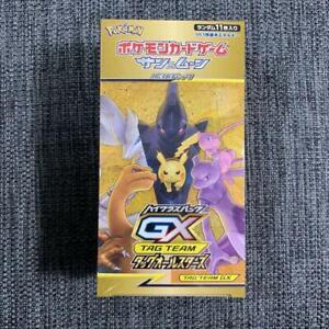Pokemon Card Tag Team Gx Tag All Stars Box Japanese High Class Pack Ebay