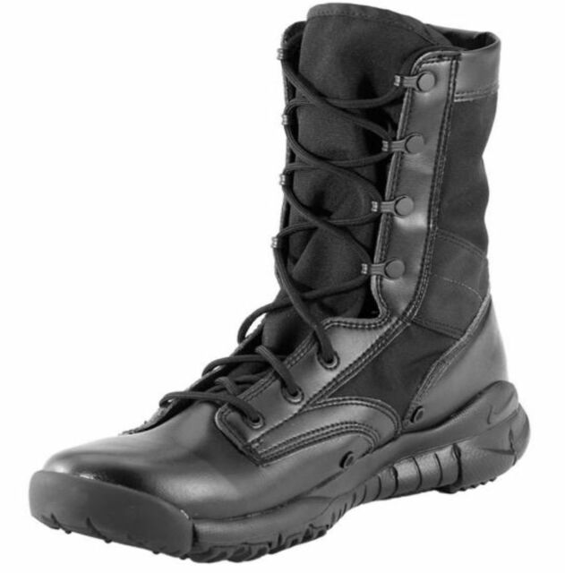 e9e44e7c20cc32 NEW 2017 NIKE SFB SIZE 14 SPECIAL FIELD BLACK MENS MILITARY BOOTS   329798-002