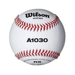 2019-Wilson-A1030-Official-League-Baseballs-Pack-of-12