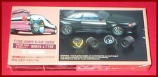 Fujimi Wheel & Tire Set RS Watanabe #2 1/24 Scale Model Kit
