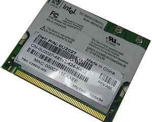 DELL LATITUDE X300 INTEL PROWIRELESS 2100 LAN MINIPCI ADAPTER DRIVER PC