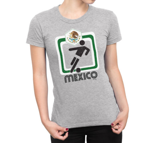 MEXICO World Cup 2018 T-Shirt Football Family Choice Mens Womens Kids Baby