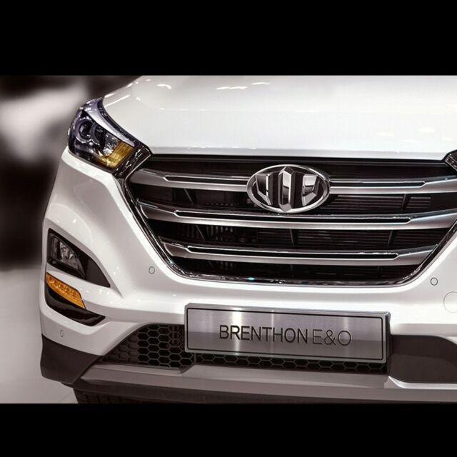 3sets New Brenthon Full Set Emblem 7pcs For Hyundai All New Tucson TL 2016~2017+