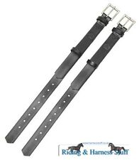 Zilco Carriage Driving Harness - Quick Release Saddle to Breastplate Strap 32mm
