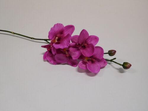 Orchidee Phalaenopsis Seidenblume Kunstblume L 78 cm pink 60083-17 F1