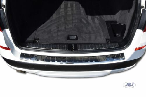 VW TIGUAN mk2  2016-up REAR BUMPER SILL PROTECTOR STAINLESS STEEL