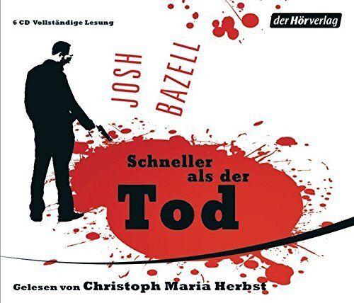 Josh Bazell: Schneller als der Tod Audio-CD – Audiobook, Ungekürzte Ausgabe