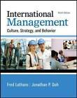 International Management: Culture, Strategy, and Behavior von Fred Luthans (2014, Taschenbuch)