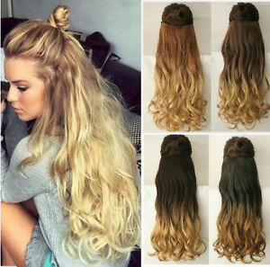 Thick-One-Piece-Full-Head-Ombre-Clip-in-Hair-Extensions-Like-Human-17-20-034-22-034