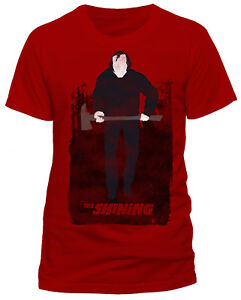 The-Shining-039-Johnny-039-Red-T-Shirt-NEW-amp-OFFICIAL