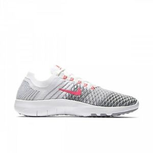 buy popular c017b 3d0e1 Image is loading New-Womens-Nike-Free-TR-Flyknit-2-Gym-