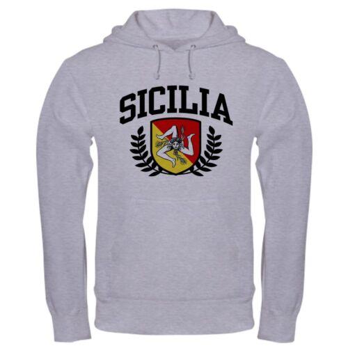 Pullover Hoodie Sicilia CafePress Classic /& Comfortable Hooded Sweatshirt