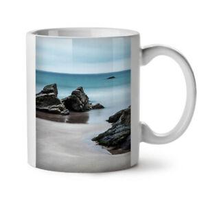 Beach Freedom NEW White Tea Coffee Mug 11 oz | Wellcoda