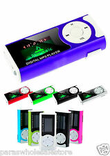 Brand New digital Mp3 Player with LCD Display & LED Torch - Memory card /TF Slot