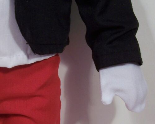Mickey Mouse Costume Doll Clothes For 18 American Girl Boy Logan Debs