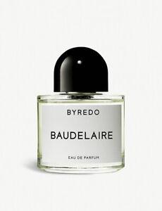 Byredo Baudelaire Fragrance For Men 5ml Travel Perfume Spray Edp