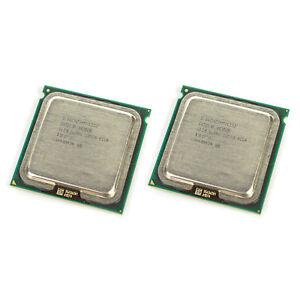 Lot-of-2-Intel-Xeon-5150-Dual-Core-2-66GHz-4M-1333MHz-SL9RU-LGA771-CPU-Processor
