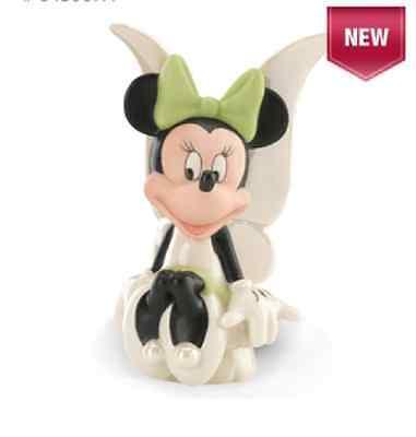 Disney Lenox Classics Tinkerbell Minnie Mouse NEW 2014