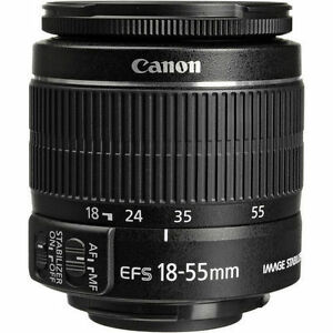 Canon-EF-S-18-55mm-f-3-5-5-6-IS-II-Lens-For-Canon-DSLR-Zoom-Autofocus-Lens