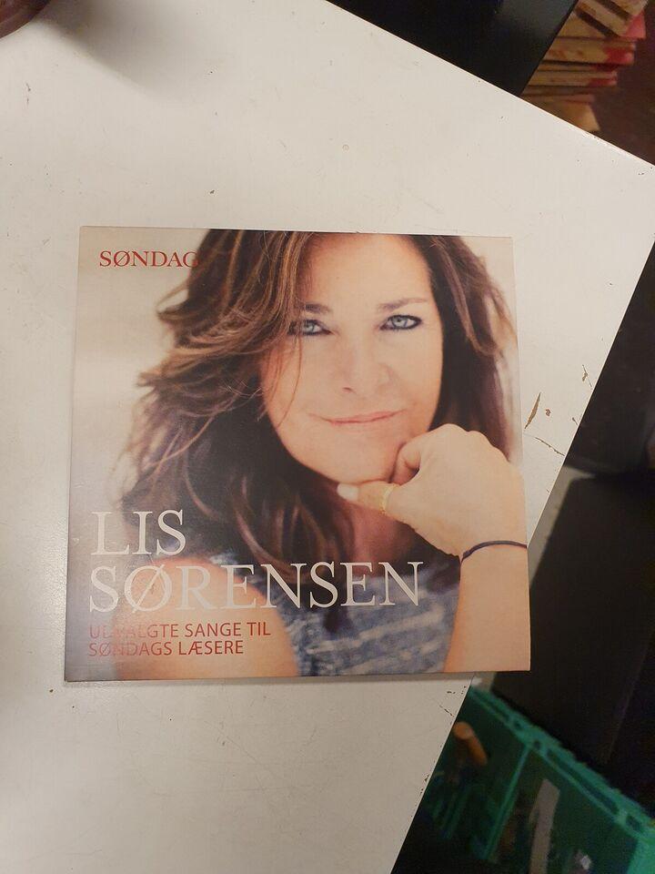 Lis Sørensen: Søndag, pop